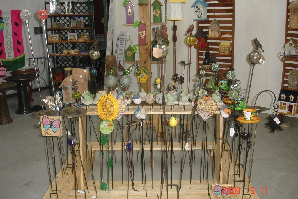 stakes decorative metal garden good solar new awesome uncategorized flowers within of