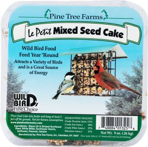 mixed seed cake