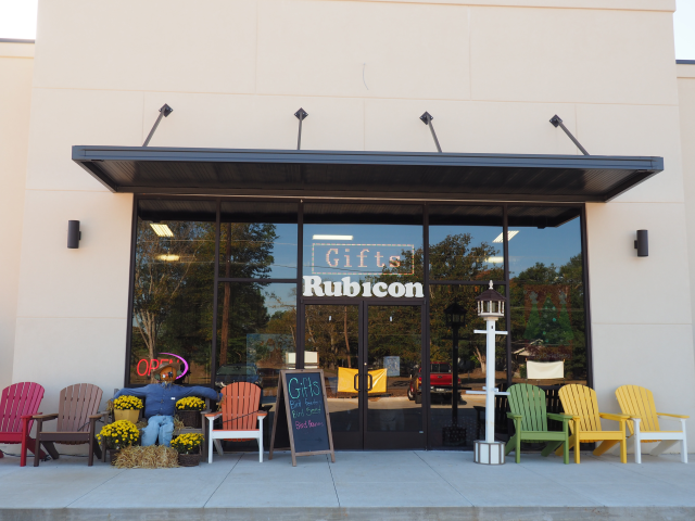 Rubicon Wild Birds and More store front